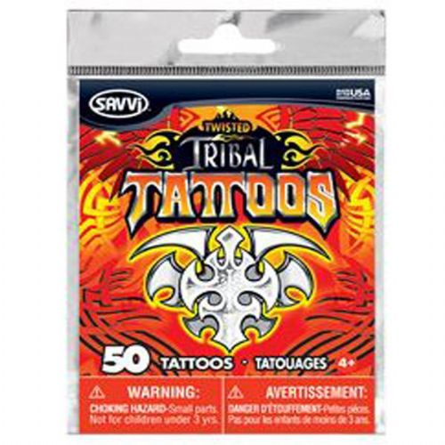Tribal Temporary Tattoos